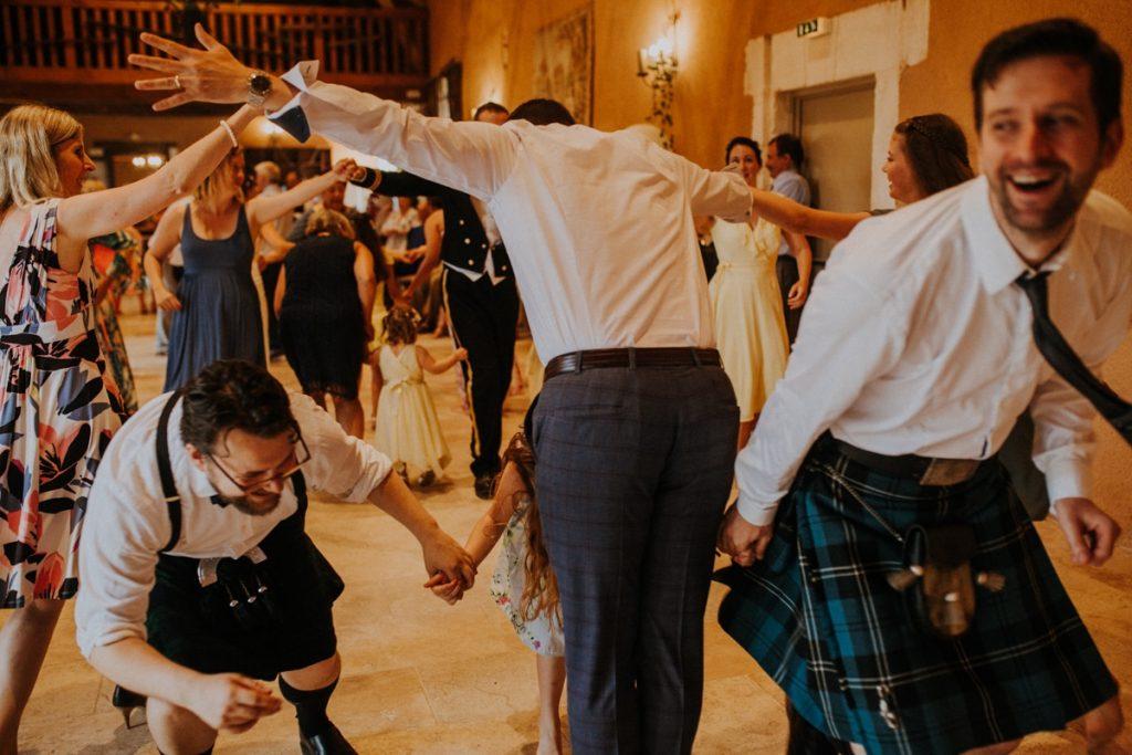 Ceilidh dances - Dashing White Sergeant - Ceilidh Tree - Scottish